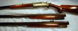Wurfflein Rifle - Three Barrel Outfit