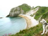 Durdle Dor Bay, Dorset