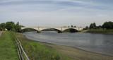 Chiswick Bridge.