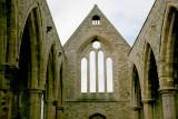The nave, looking towards the front door.