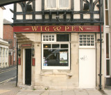The Wig and Pen public house.