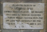 Leonard Nead or Read