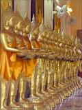 Siamese Statues