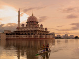 Putra Mosque (Lake Club View) 01