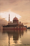 Putra Mosque (Lake Club View) 02