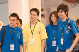Volunteers For The Event