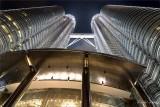 *The Petronas Twin Tower*