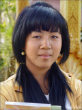 Sweet Cambodian Girl