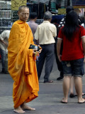 Monk In China Town