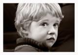 Boy in Church (full-size detail)