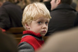 Boy in Church (original)