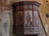 Lipnica Murowana - pulpit