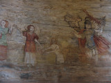 Lipnica Murowana - mural-1