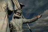 Mormon Battalion Commemorative Sculpture