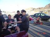 Greg, Jonathan, Michael and Bud