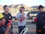 Greg, Jonathan, Mike and Bud
