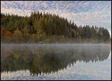 Sunrise on Loch Ard