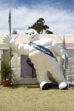 Michelin Man after