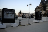 March 2007 - Exhibition Willy Ronis in front of Gare de Lyon 75012