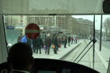 March 2007 - On the Tramway - Porte de Choisy 75013