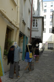 April 2007 - Rue des Francs Bourgeois 75003