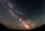 Voie Lactée d'été / Summer Milkyway