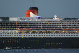 Queen Mary 2 et d'autres bateaux de croisères - Queen Mary 2 and other cruise ships