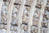 Portail du Jugement Dernier (detail)