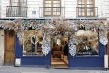 Christmas decorations rue Mouffetard