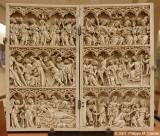 Diptyque - Scènes de la Passion du Christ