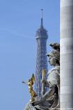 Statue représentant la France de Louis XIV