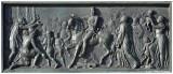 Pedestal statue Henri IV (detail)
