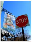 STOP  @ Bertha's