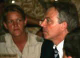 Tony Blair Visit to Basra