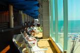 air conditioned beach