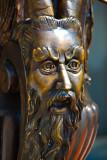 portrait in bronze