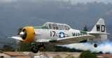 SNJ/T6 Takeoff