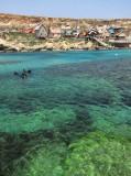Malta - Anchor Bay (Popeye's Village)