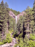 Waterfall in Colorado