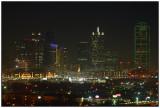 Dallas at night