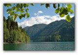 Abkhazia, Ritsa lake