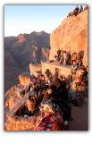 theatre mt. Sinai, Sunrise spectacle