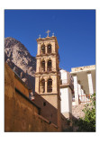 Bell tower, St. Catherine's Monastery, 18th century