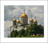Vladimir, Uspensky (Assumption) cathedral 1160