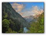 Karachaevo-Cherkessia republic, Big Laba river