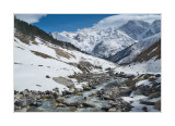 Elbrus, Terskol ravine