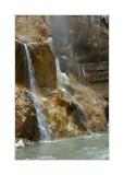Chegem waterfall