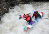 Ôîòîîò÷åò Áîëüøàÿ Ëàáà - Óðóøòåí 2007 / rafting the Big Laba and the Urushten rivers, Caucasus, 2007