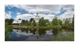 Vladimir region, Gus' Khrustalny town