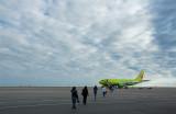 áàðàóëüñêèé ýðîïîðò / leaving Altai... Barnaul airport
